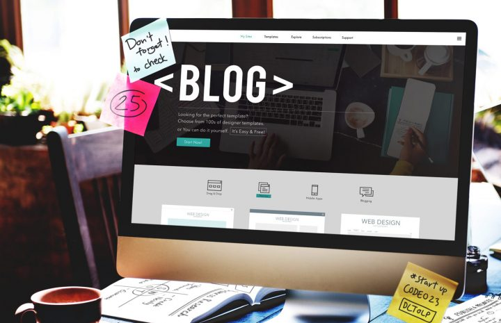 What is general blogging?